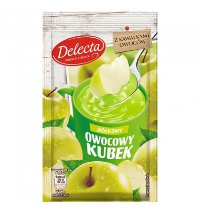 Delecta Owocowy Kubek Gelee Apfel-Geschmack 30g