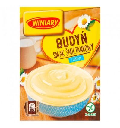 Cream pudding with sugar Winiary 60g