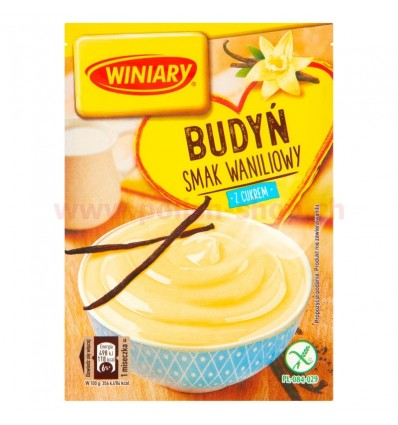 Vanilla pudding with sugar Winiary 60g
