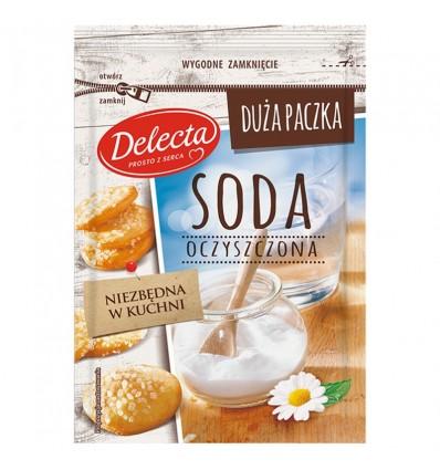 Bicarbonate de soude Delecta 100g