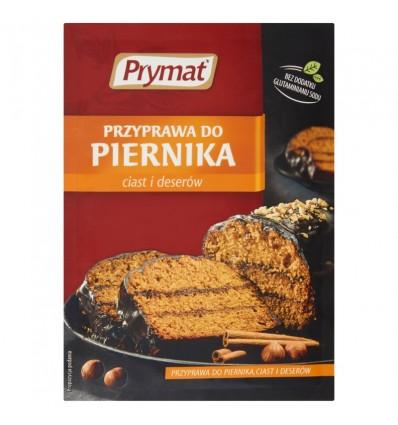 Mélange d'épices pour biscuits au pain d'épice Prymat 20g