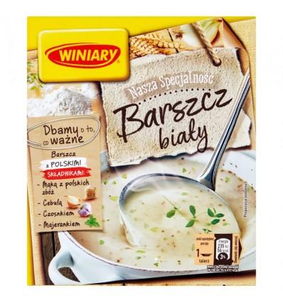 Winiary Weißer Borschtsch 66g