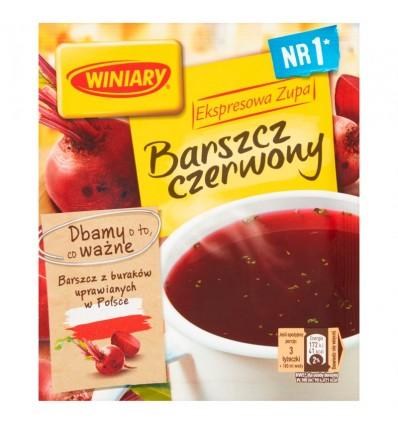 Zupa Barszcz czerwony Winiary 60g