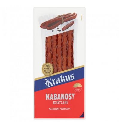 Kabanosy klasyczne Krakus 180g