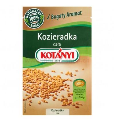 Whole fenugreek seasoning Kotanyi 15g