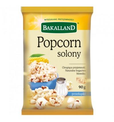 Bakalland Popcorn gesalzen 90g