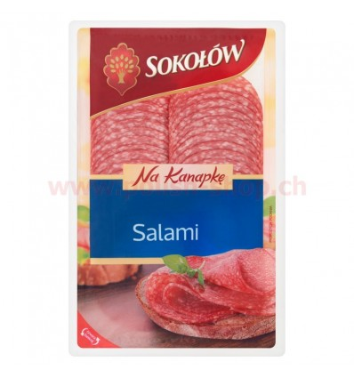 Salami for sandwiches Sokolow 100g