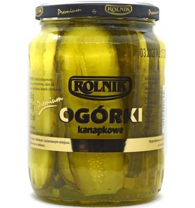 Sandwich cucumbers Rolnij 720ml