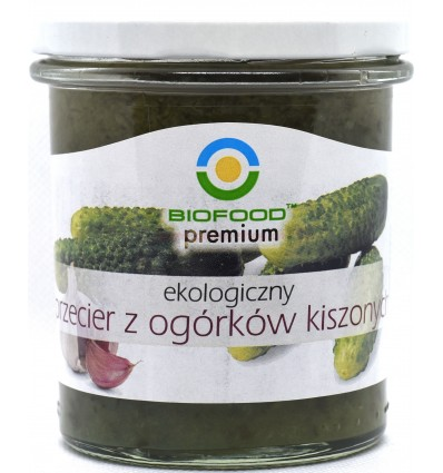 Cucumber mousse Biofood 280g