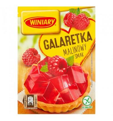 Galaretka malinowa Winiary 71g