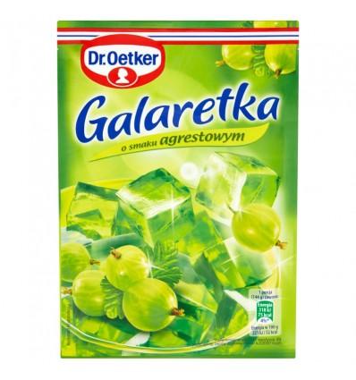 Galaretka agrestowa Dr. Oetker 77g