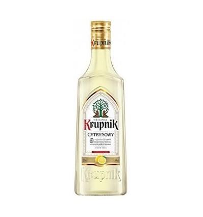 Likier Krupnik cytrynowy 30% 500ml