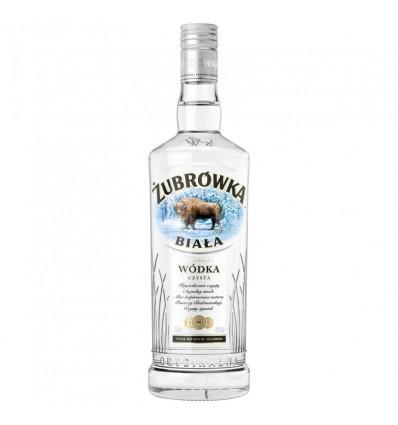 Wódka Żubrówka biała 40% 700ml