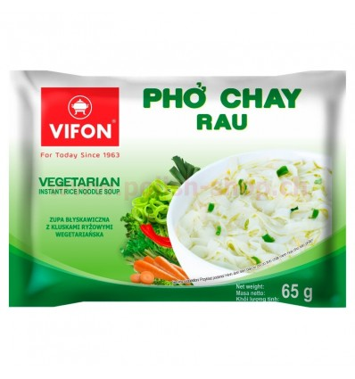 Zupa błyskawiczna Pho Chay Rau Vifon 65g