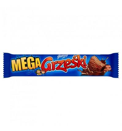 Wafel czekoladowy Mega Grześki 48g