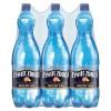 6x Woda źródlana z nutą pomarańczy grejpfruta Żywiec Zdrój Mocny Gaz 1.5l