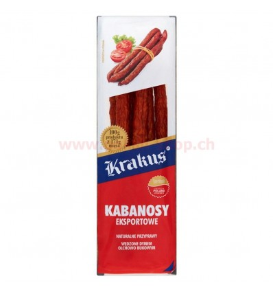 Krakus Eksportowe Kabanossi 180g
