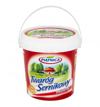 Cottage cheese for cheese cake Piatnica 1kg