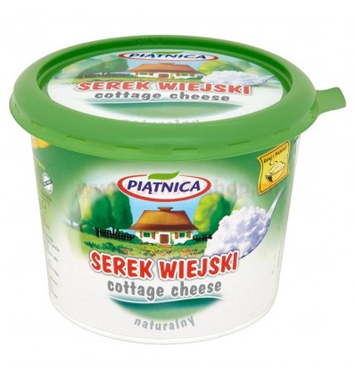 Fromage cottage Piatnica 500g