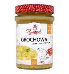 Zupa grochowa Pamapol 500g