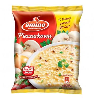 Zupa błyskawiczna Pieczarkowa Amino
