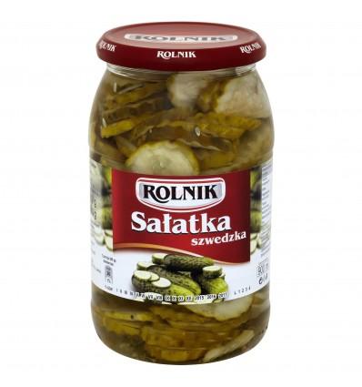 Sałatka szwedzka Rolnik 900ml