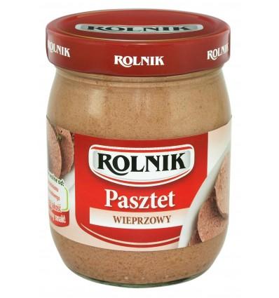 Pâté au porc Rolnik 500g