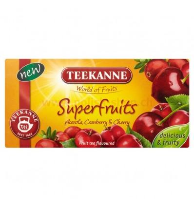 Teekanne Superfruits Tee 20 Beutel