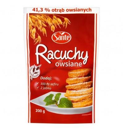 Racuchy oat pancakes Sante 200g