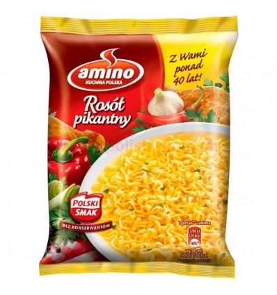 Zupa błyskawiczna Rosół pikantny Amino