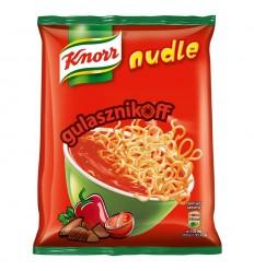 Nudle Gulasznikoff zupa błyskawiczna Knorr